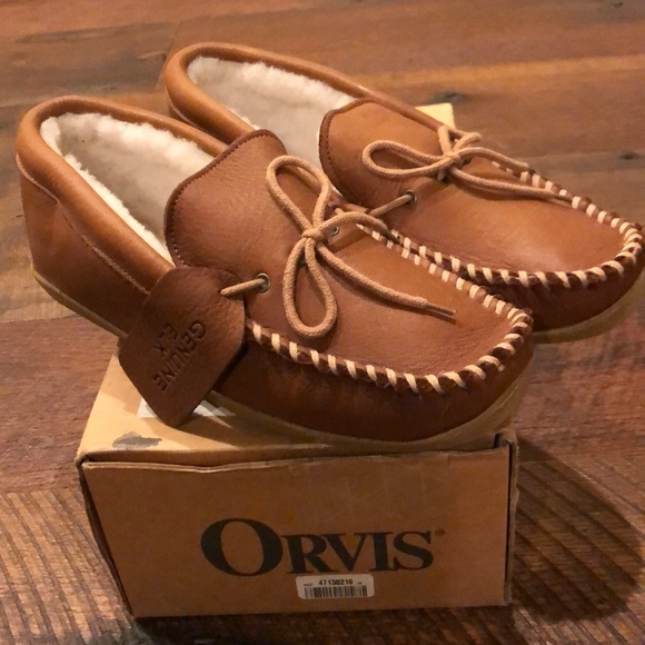 1215d3b0224ca Orvis Shoes | Mens Slippers New With Tag Size 10 Elk | Poshmark